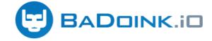 badoink logo